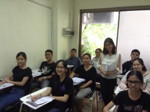 ครูนกกับการสอน IELTS
